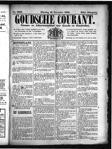 Goudsche Courant 1895-11-12