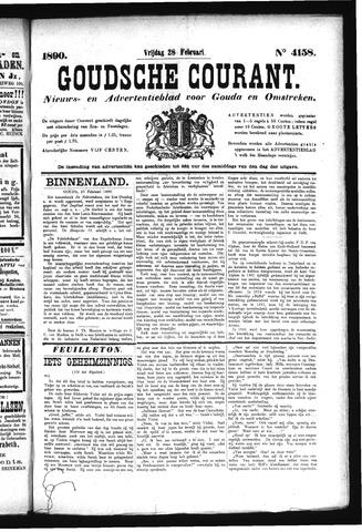 Goudsche Courant 1890-02-28
