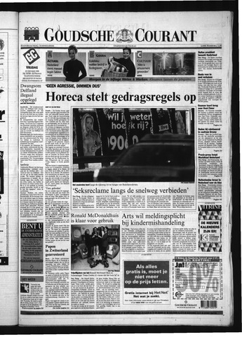 Goudsche Courant 1999-10-22