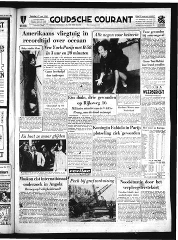 Goudsche Courant 1961-05-27