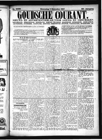 Goudsche Courant 1927-11-09