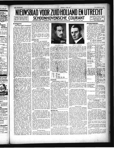Schoonhovensche Courant 1947-04-11