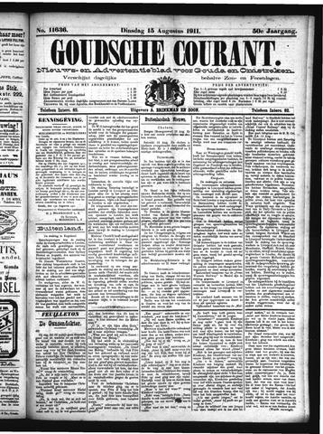 Goudsche Courant 1911-08-15
