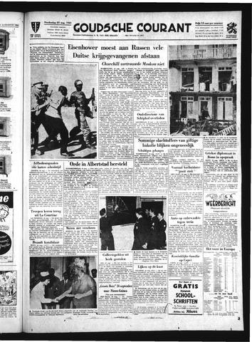Goudsche Courant 1960-08-25