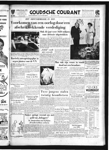 Goudsche Courant 1958-09-19