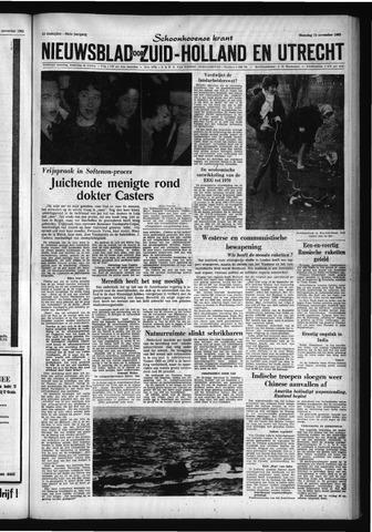 Schoonhovensche Courant 1962-11-12