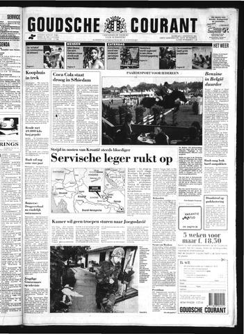 Goudsche Courant 1991-08-03