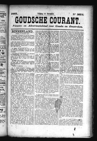Goudsche Courant 1887-11-11