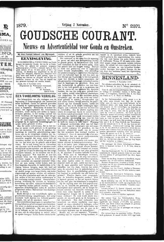 Goudsche Courant 1879-11-07