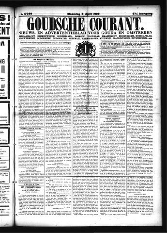 Goudsche Courant 1929-04-08