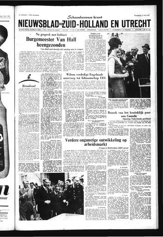 Schoonhovensche Courant 1967-05-10