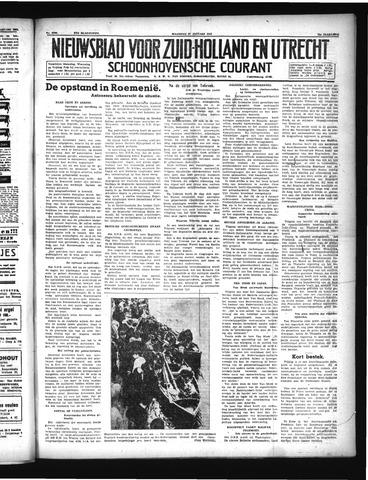 Schoonhovensche Courant 1941-01-27