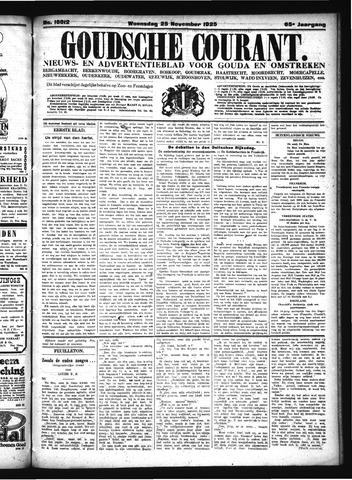 Goudsche Courant 1925-11-25