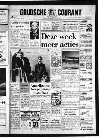 Goudsche Courant 1983-11-14