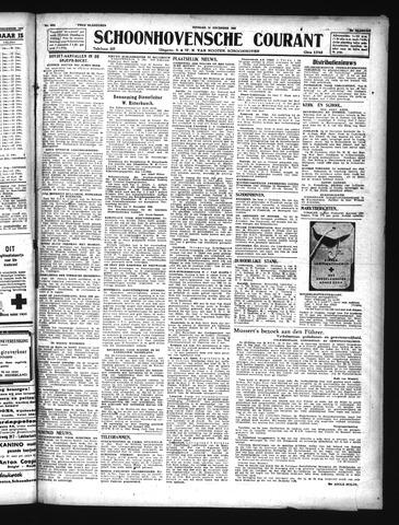 Schoonhovensche Courant 1943-12-14