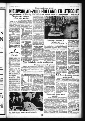 Schoonhovensche Courant 1966-01-14