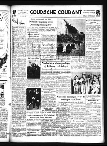 Goudsche Courant 1952-05-27