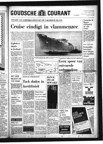 Goudsche Courant 1971-01-09