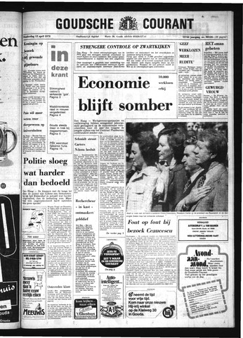 Goudsche Courant 1978-04-13