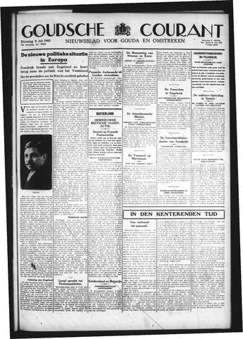 Goudsche Courant 1940-07-09