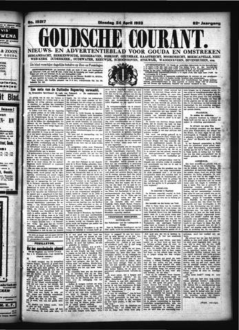 Goudsche Courant 1923-04-24