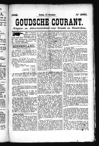 Goudsche Courant 1882-12-24