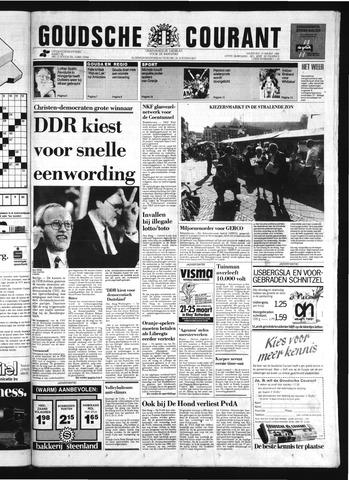 Goudsche Courant 1990-03-19