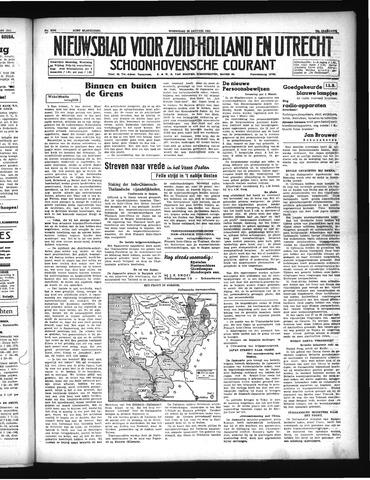 Schoonhovensche Courant 1941-01-29