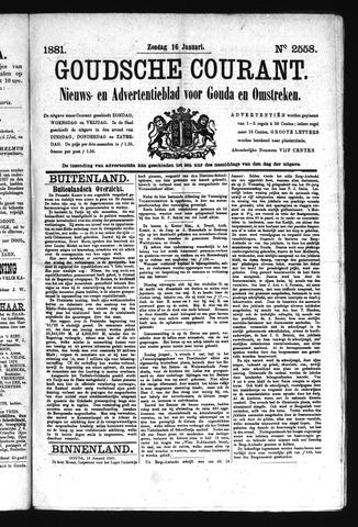 Goudsche Courant 1881-01-16