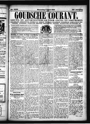 Goudsche Courant 1923-04-11