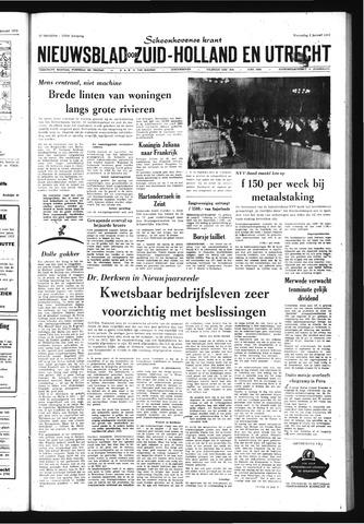 Schoonhovensche Courant 1972-01-05