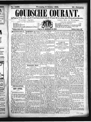 Goudsche Courant 1912-10-09