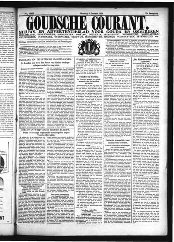 Goudsche Courant 1939-01-03