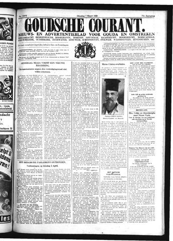 Goudsche Courant 1939-03-07