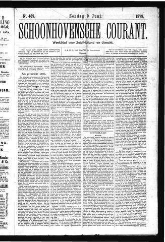 Schoonhovensche Courant 1878-06-09