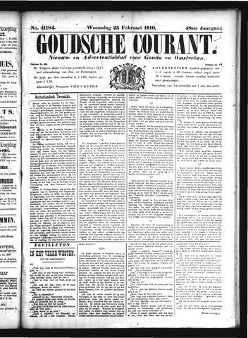 Goudsche Courant 1910-02-23