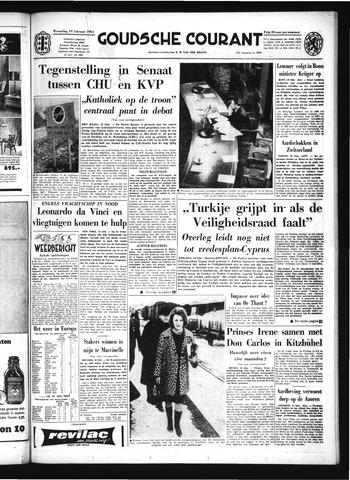 Goudsche Courant 1964-02-19