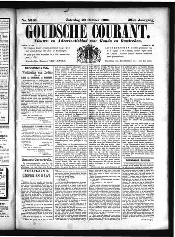 Goudsche Courant 1900-10-20