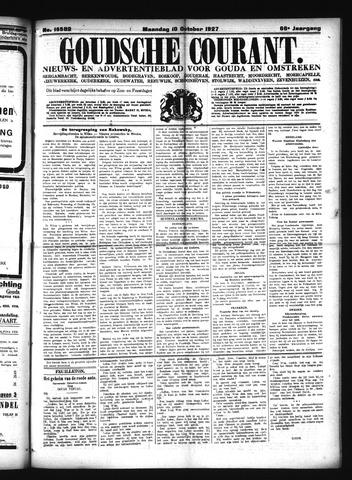 Goudsche Courant 1927-10-10