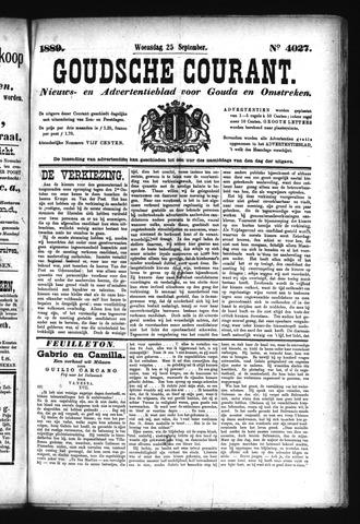 Goudsche Courant 1889-09-25