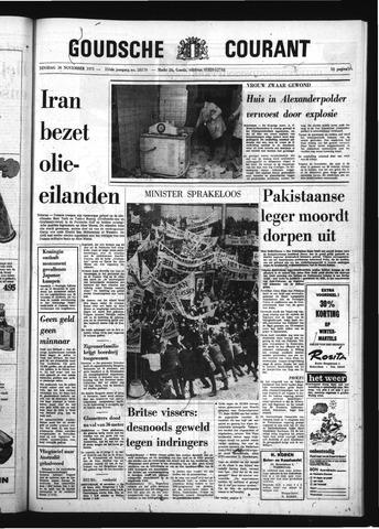 Goudsche Courant 1971-11-30