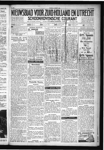Schoonhovensche Courant 1931-03-13