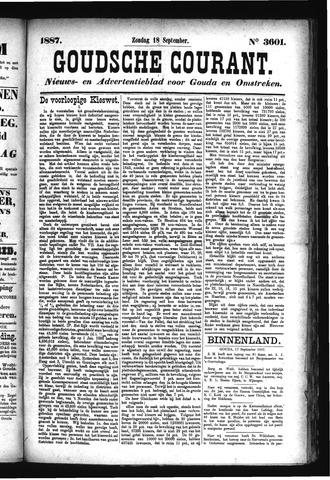 Goudsche Courant 1887-09-18