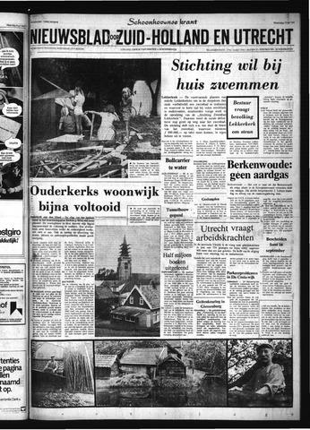 Schoonhovensche Courant 1973-07-11
