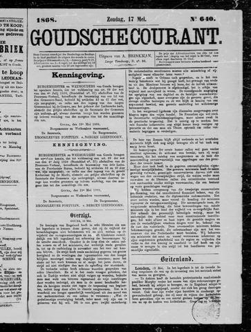 Goudsche Courant 1868-05-17