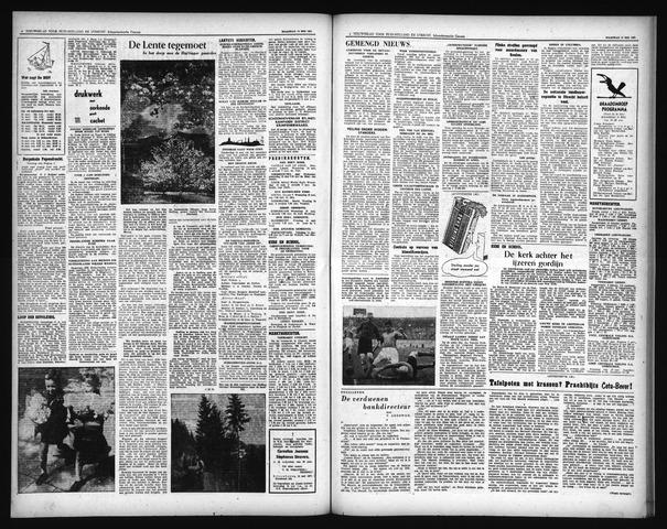 Schoonhovensche Courant 1957-05-13