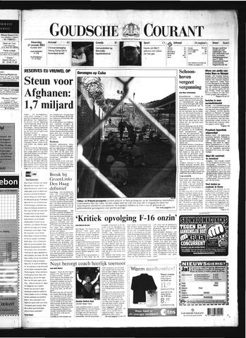 Goudsche Courant 2002-01-21