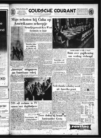 Goudsche Courant 1963-02-22