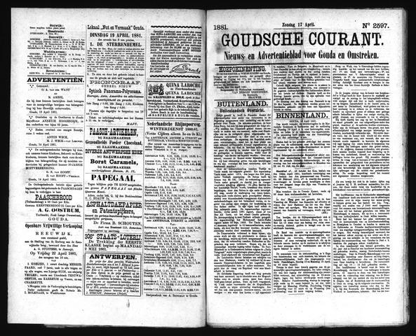 Goudsche Courant 1881-04-17
