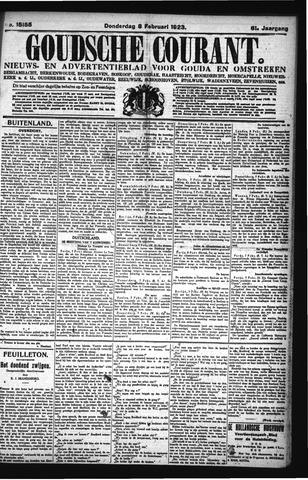 Goudsche Courant 1923-02-08
